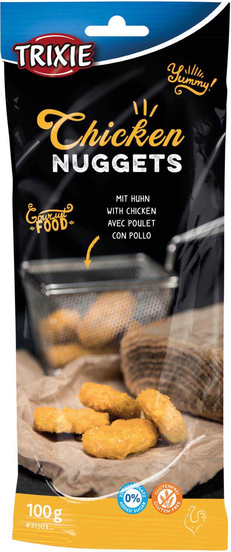 TRIXIE Chicken Nuggets 100 gr