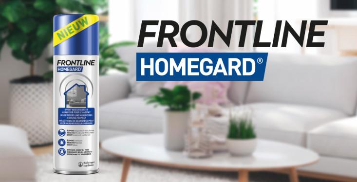 Nieuw! Frontline Homegard
