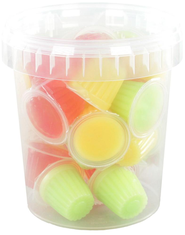 Esve Fruitkuipjes Jelly Mix 24 st
