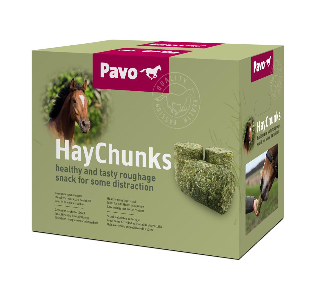 Pavo HayChunks 14 kg