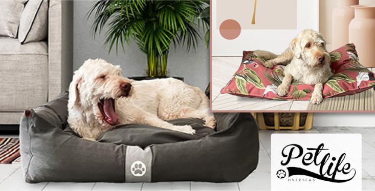 Nieuw in onze winkel: Overseas Petlife!