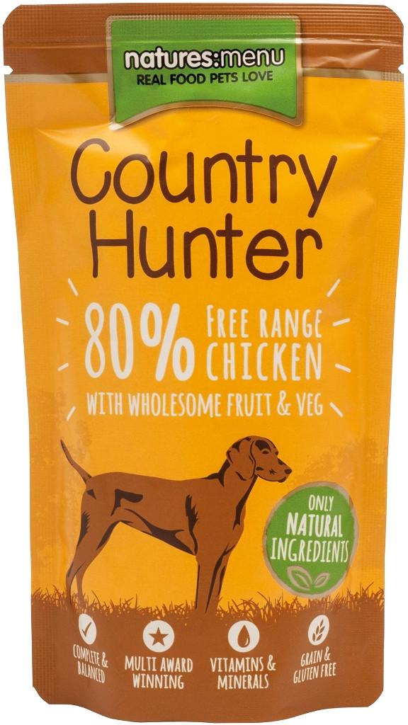 Natures Menu hondenvoer Country Hunter Chicken 150 gr