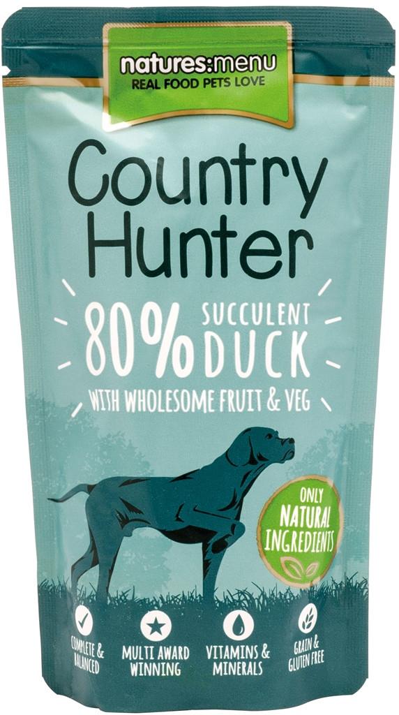 Natures Menu hondenvoer Country Hunter Duck 150 gr