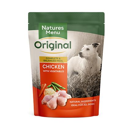 Natures Menu hondenvoer Chicken 300 gr