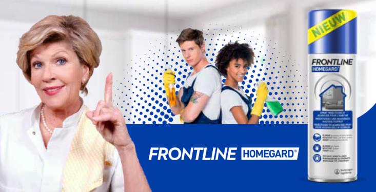Actie! Frontline Homegard