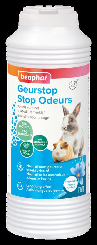Beaphar Geurstop knaagdier 600 gr