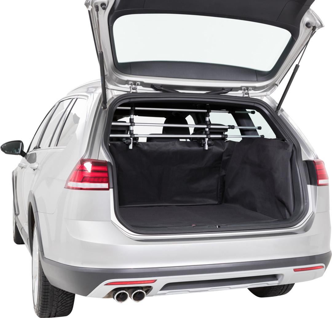 TRIXIE kofferbakdeken 230 x 170 cm zwart