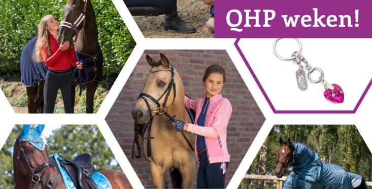 Grabbelen met QHP