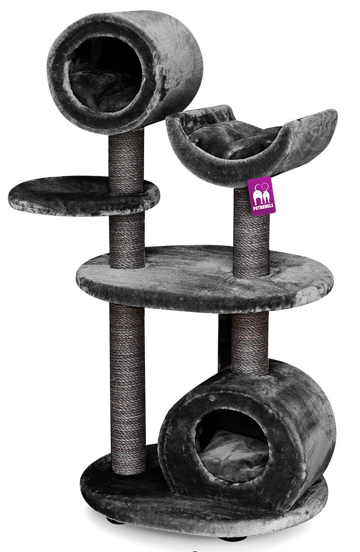 Petrebels krabmeubel Kings & Queens Cleopatra 143 dark-grey