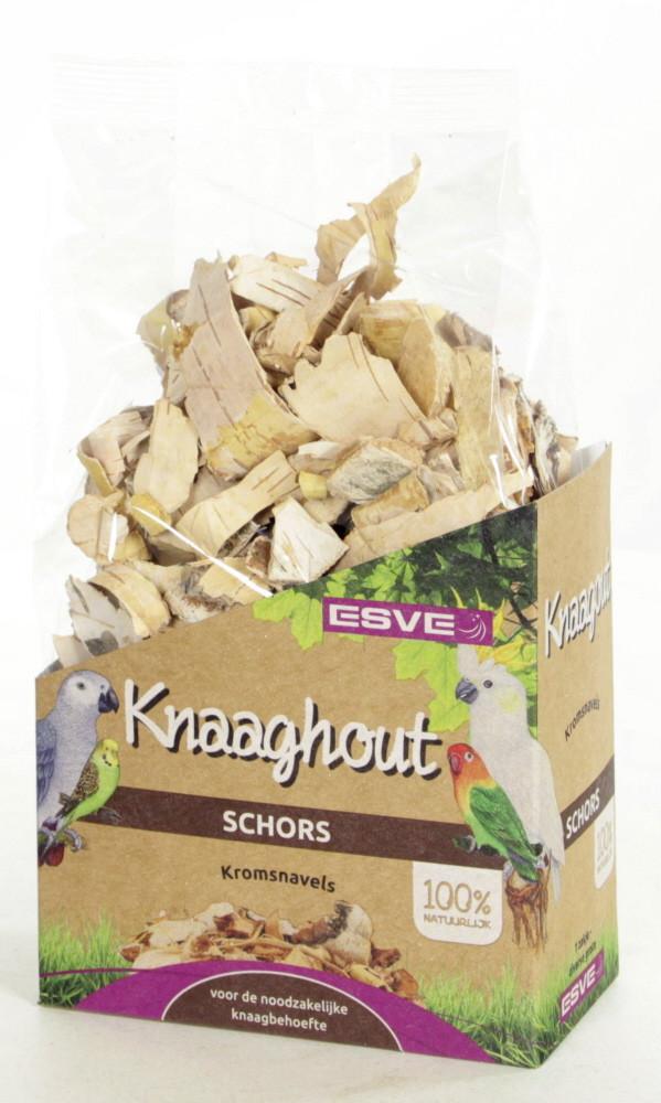 ESVE Knaaghout Schors Vogels 120 gr