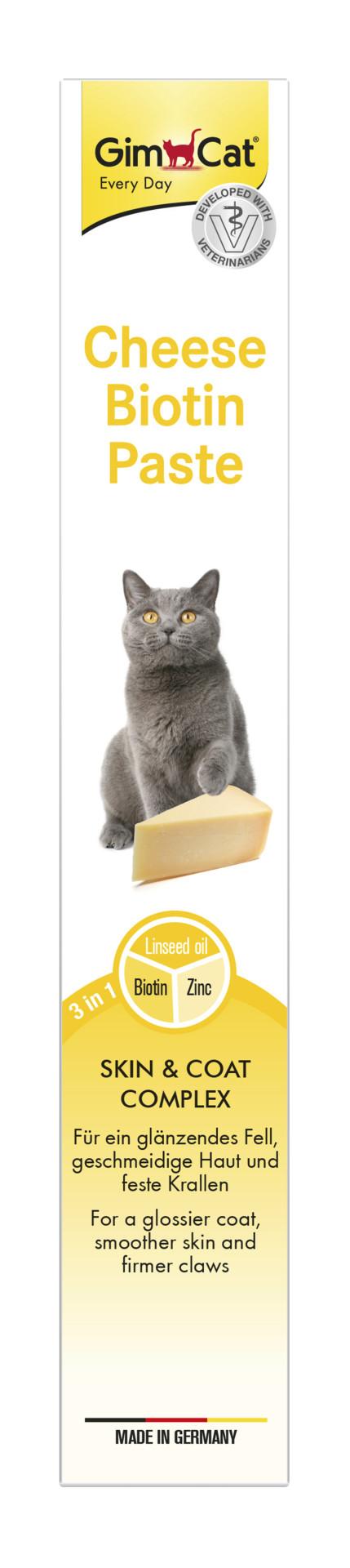 GimCat Cheese pasta 100 gr