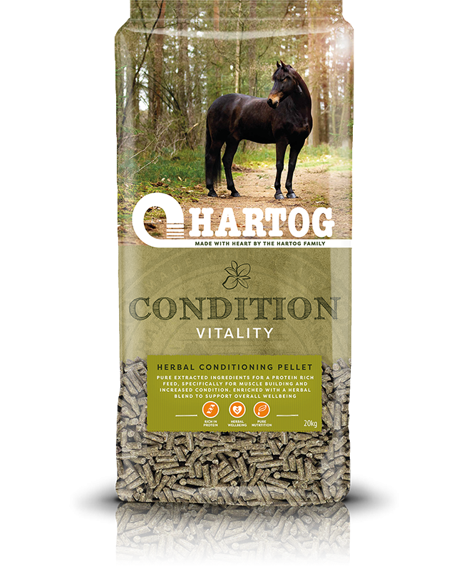 Hartog Condition Kruiden Sportbrok <br>20 kg