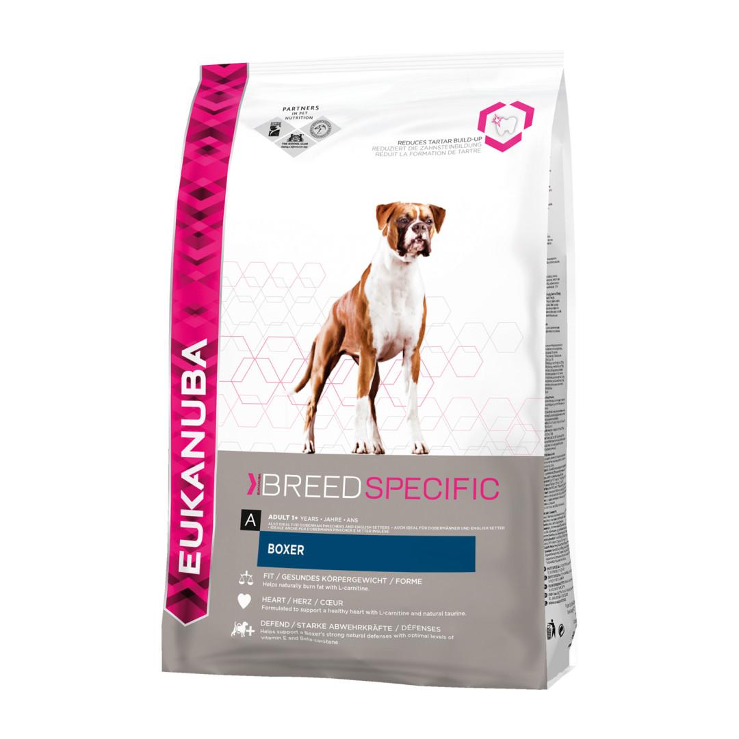 Eukanuba hondenvoer Boxer Adult 12 kg