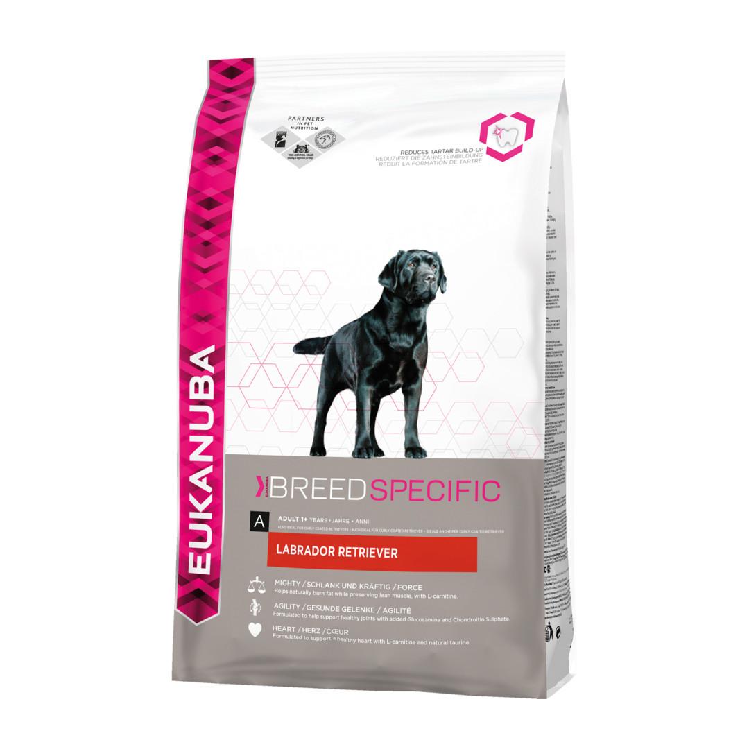 Eukanuba hondenvoer Labrador Retriever Adult 12 kg