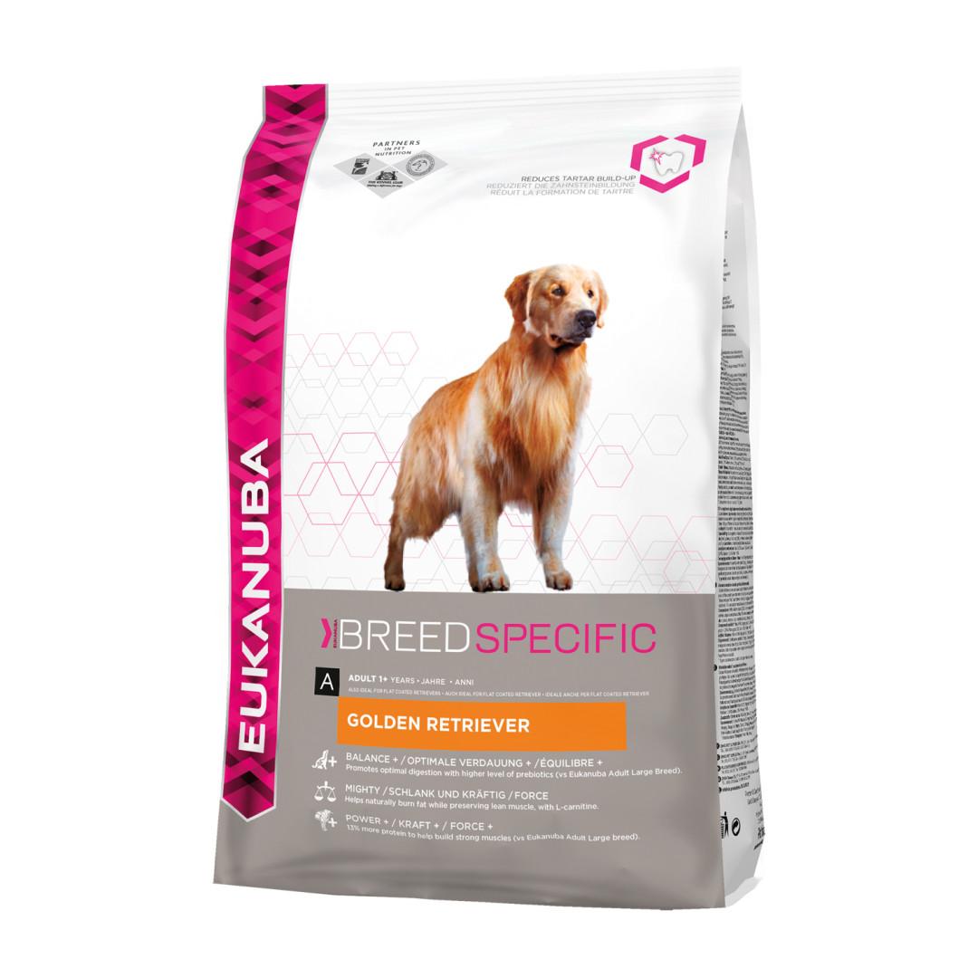Eukanuba hondenvoer Golden Retriever Adult 12 kg