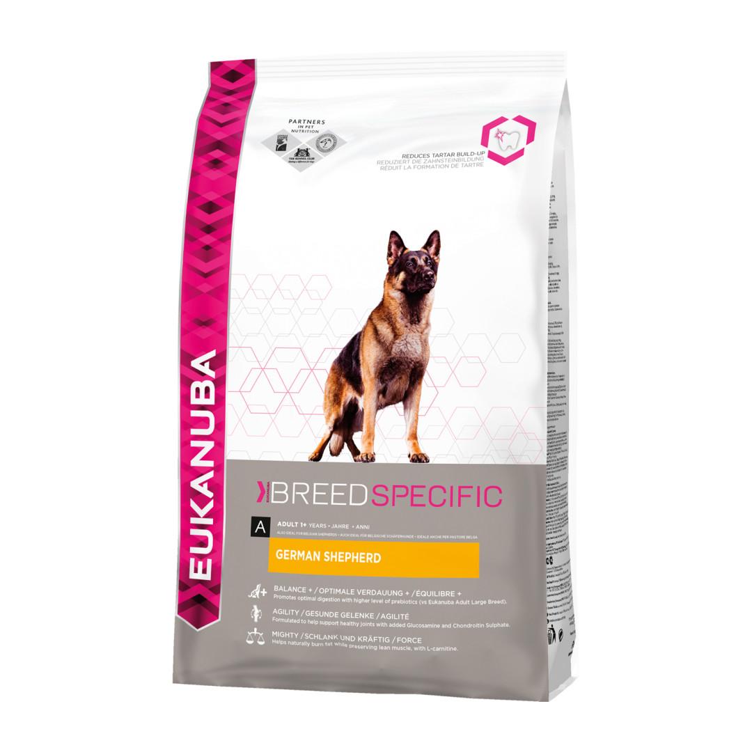 Eukanuba hondenvoer German Shepherd Adult 12 kg
