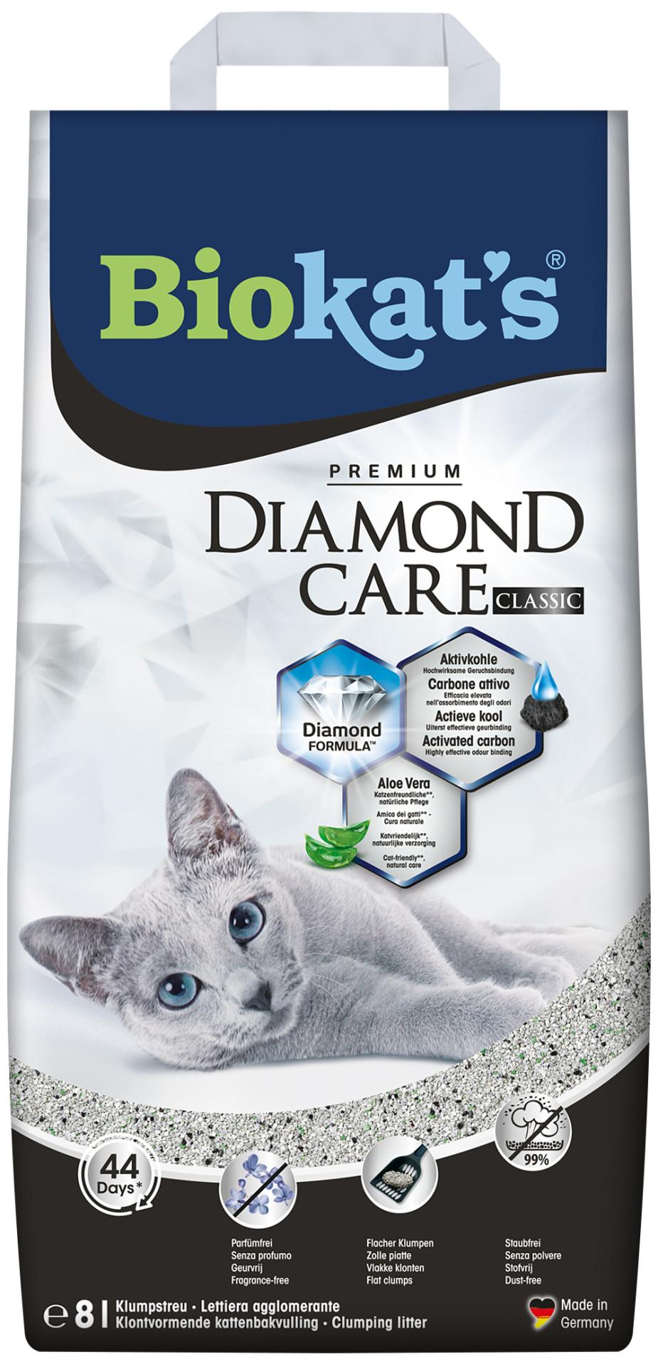 Biokat's Diamond Care Classic 8 ltr