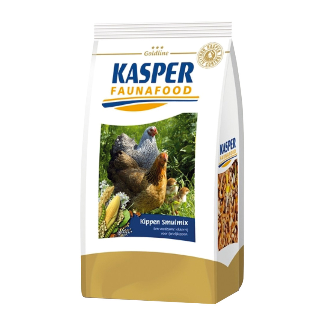 Kasper Faunafood Smulmix 600 gr