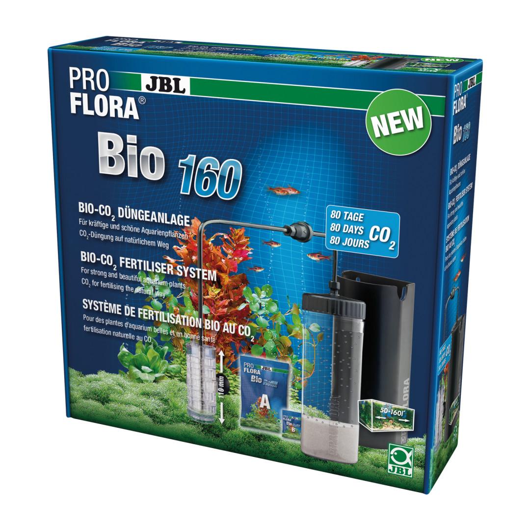 JBL bio CO2-set ProFlora Bio160 2